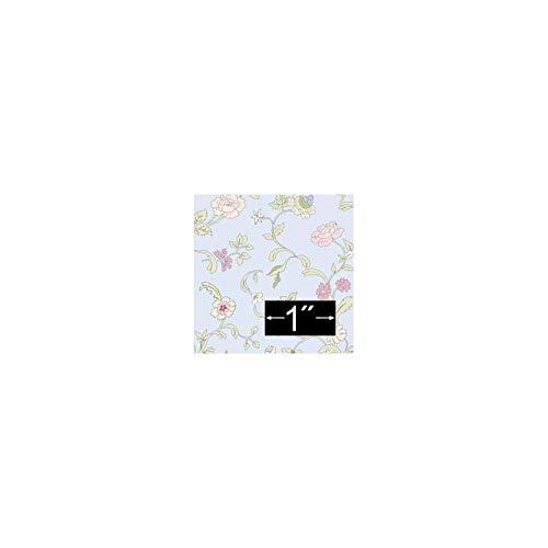 Wallpaper Prints Cottage - Dollhouse Miniature 6 Pack Wallpaper: Seaside Cottage