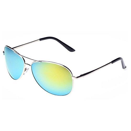 EYSHADE BSG800033C3 UV400 TAC Lens Metal Metal Frames - Mail Order Glasses Prescriptions