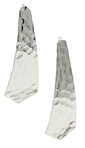 Hammered Polished Earrings SPUNKYsoul Collection