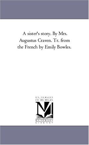 Download A Sister's Story. pdf epub