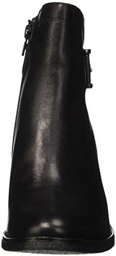 para Zapatillas 7946542 BATA Altas Mujer negro negro 1Fanqwx0