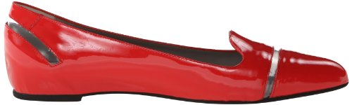 Patent Women's Flat Aquatalia Red Yaelle IqPwXXB