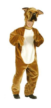 Deluxe Plush Bull Mascot Costumes (Costume Deluxe Plush Bull Dog)