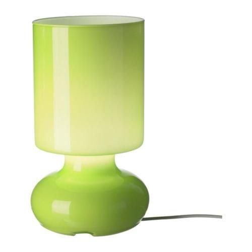 Ikea Tischleuchte Lykta 24 5cm Hellgrun Amazon De Beleuchtung