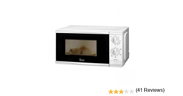 Teka MW20BFG - Microondas con grill, mecánico, descongelador por ...