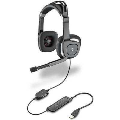 Plantronics Audio 650 USB Multimedia Stereo Headset