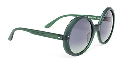 360530cb1a9bd Oliver Smith Sunglasses Oops 1 Black Wood  Amazon.co.uk  Clothing