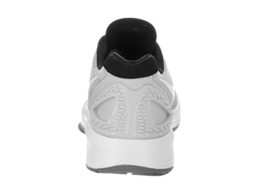 Nike Women's Volley Zoom Hyperspike Pure Platinum/White/Cool Grey Volleyball  Shoes - 8.5