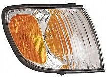 (Go-Parts ª OE Replacement for 2001-2003 Toyota Sienna Corner Light Assembly/Lens Cover - Right (Passenger) 81510-08020 TO2531138)