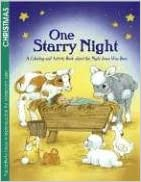 One Starry Night: Christmas Activity Book