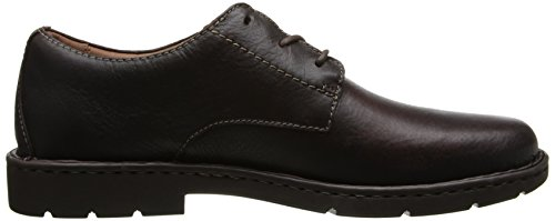Clarks Mens Façon Stratton Oxford Brun