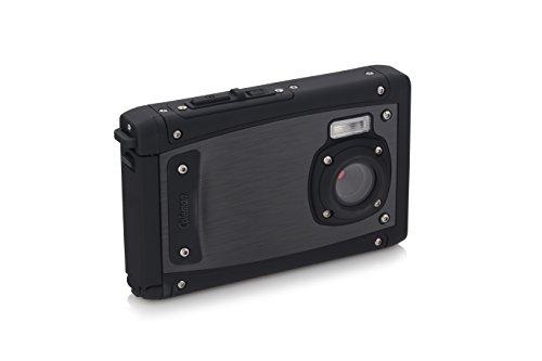 Coleman C40WP-BK Venture HD 20 Mega Pixels Waterproof Underwater Digital Camera with Full 1080p HD Video, 2.5