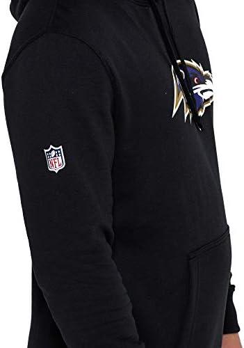 New Era Hoody - NFL Baltimore Ravens schwarz - XS