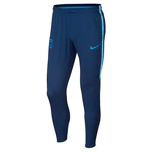 (Nike 2018-2019 Barcelona Training Pants (Coastal Blue))