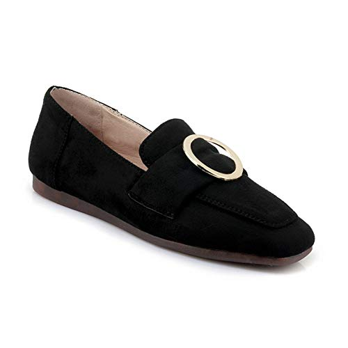 donna neri a sportive scarpe Scarpe mocassini fatte fatte da a mano mano SCqRaCw