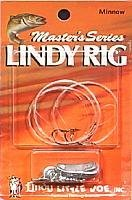 (Lindy Original Lindy Rig - 1/2 oz - Minnow Hook)