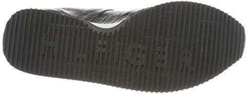 Sneaker Silver P1285hoenix Silber Damen 8c3 Tommy Hilfiger Dark Ixfq8U4OIw