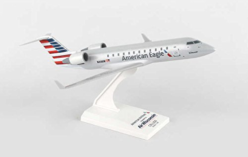 - American Eagle CRJ-200 (1:100) Air Wisconsin; SKR858