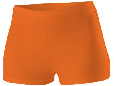 Alleson Cheer Boy Cut Brief, Orange, X-Large by Alleson Athletic
