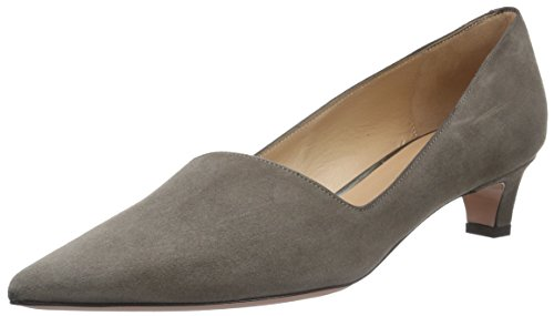Oxitaly Women's Sandra 02 Closed Toe Heels Brown (Donkey) best place cheap price buy cheap extremely sale online shop buy cheap pictures dLFMEgApH