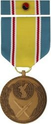 - Korean War Service Commemorative Medal