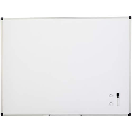 AmazonBasics Magnetic Framed Dry Erase White Board