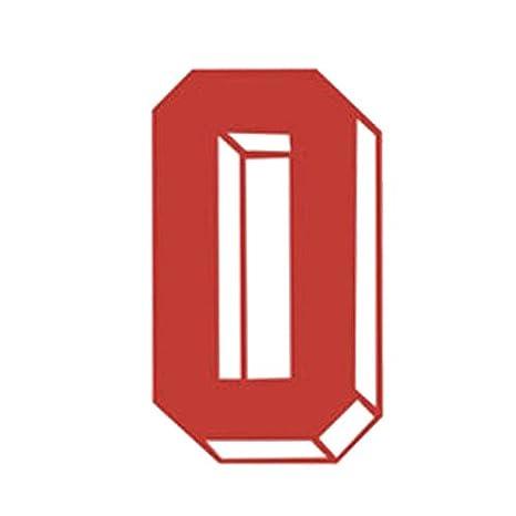 13ed6d1dbda8e Números Iron-on transferencia de calor para fútbol béisbol Jersey deportes  camiseta  Amazon.es  Juguetes y juegos