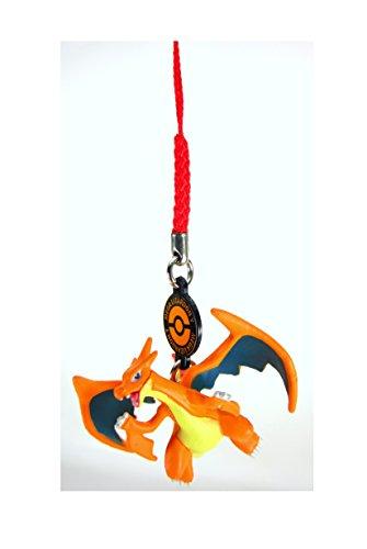 Pokemon-XY-DX02-Side-Y-Netsuke-Strap-Figure-Tomy-15-Mega-Charizard