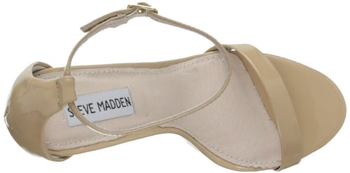 find great sale online discount codes clearance store Steve Madden Women's Stecy Dress Sandal Blush Patent cheap clearance collections mwAsz9k09
