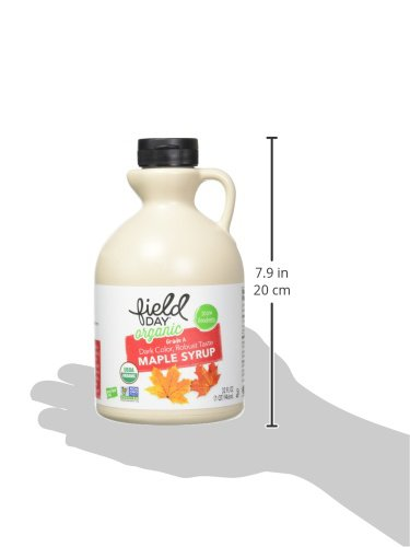 Field Day Organic Grade A Maple Syrup, 32 Fl Oz by Field Day (Image #3)