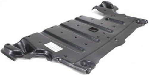 Partomotive For 04-06 RX330 07-09 RX350 Rear Engine Splash Shield Under Cover Undercar LX1228123