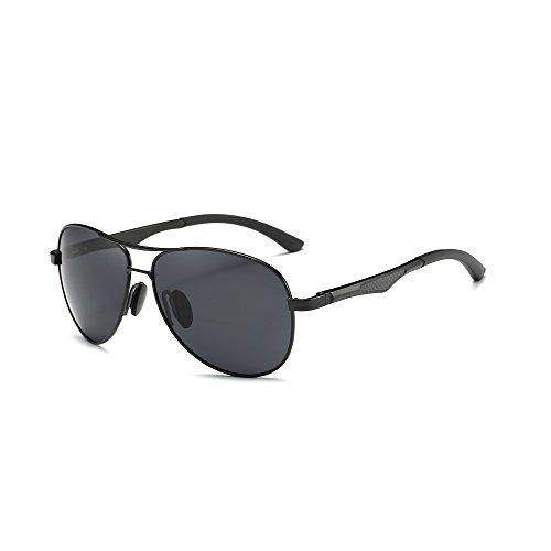 AORON Polarisierte Sonnenbrille Herren Outdoor Sportarten Schutz Brille UV-Schutz Fahrbrille
