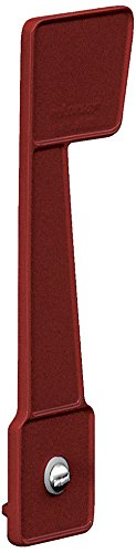 Salsbury Industries 4816A Replacement Flag for Antique Rural Mailbox, Burgundy