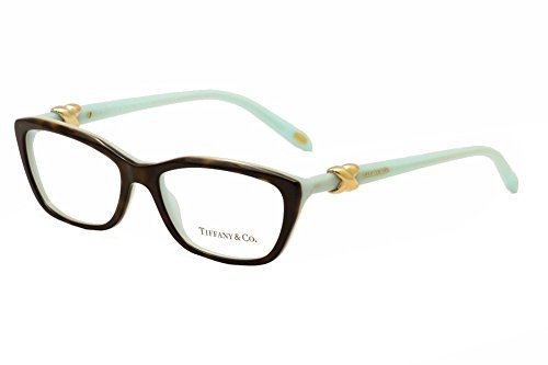 6dfc3d1cddc Tiffany   Co. TF2074 - 8134 Eyeglass Frame TOP HAVANA BLUE 52mm
