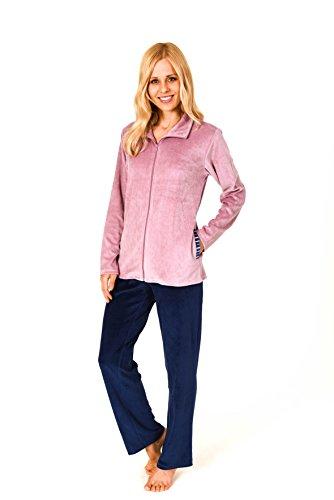 Bestbewertet echt weltweit bekannt klar und unverwechselbar Damen Hausanzug Homewear Nicky Velvet - 57678