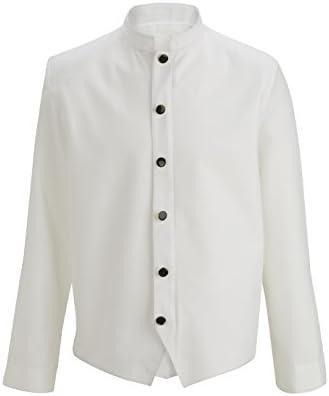[해외]에드워즈 남성용 스티워드 재킷 / Edwards Men`s Steward Jacket, White, Medium