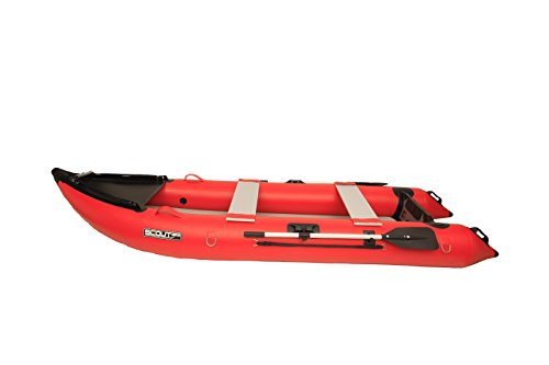 The Ultimate Kayak Alternative – SCOUT365 Portable Inflatable Boat