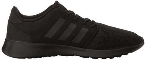 adidas Women's Cloudfoam QT Racer Running Shoe Black/White, 5.5 B - Medium by adidas (Image #7)