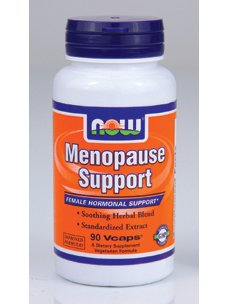 NOW Foods - Support 90 Vcaps ménopause