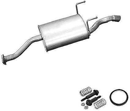 Amazon.com: Exhaust Muffler Pipe Fits 2001-2005 Honda Civic: AutomotiveAmazon.com