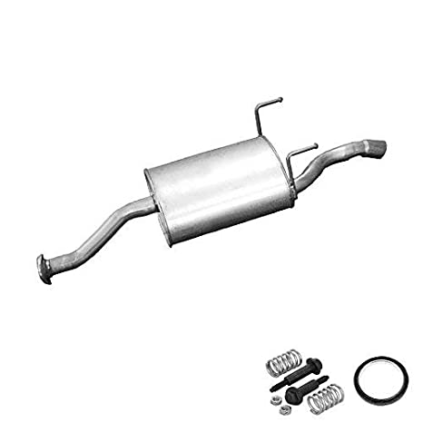 Exhaust Muffler Pipe Fits 2001-2005 Honda Civic