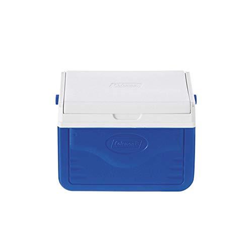 Coleman FlipLid Cooler, 5 Quart , Blue -