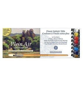 Sennelier Artist Oils Plein Air Set of 8 - $137.95
