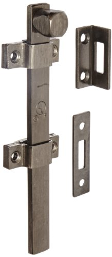 Rockwood 580-8.10B Surface Bolt, UL Listed, 8