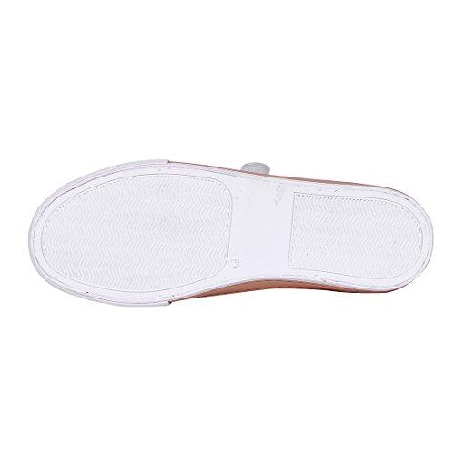 Plat Bas Sport Velcro Mode Chaussures Buganda Femmes Décontracté txBWR0qqwT