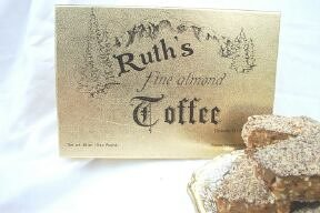 5 lb. Ruth's Fine Almond Toffee