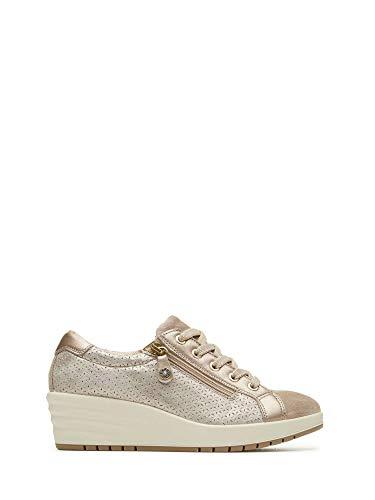 Donna Sneakers Enval 3257733 Beige 3257733 Enval qFH4wf7