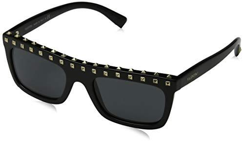Negro va4010 smoke Sonnenbrille Valentino black xnHa8U