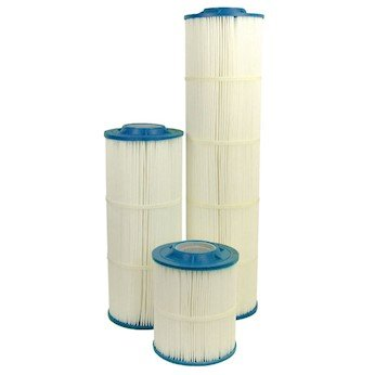 Cole-Parmer AO-29808-21 HC/40-5 filter Cartridge, Pleated Polyester, 5 Micron Nominal-Rated, 9-5/8'' L by Cole-Parmer