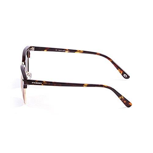 Ocean Sunglasses - Mr.Bratt - lunettes de soleil polarisées Marron